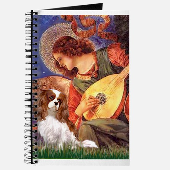 Mandolin Angel & Cavalier Journal