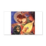 Angel (3) & Cavalier (BT) 20x12 Wall Decal