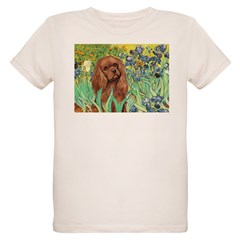 Irises & Ruby Cavalier T-Shirt