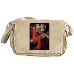 Lady & Cavalier (BT) Messenger Bag