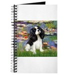 Lilies and Tri Cavalier Journal