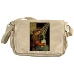 Madonna & Tri Cavalier Messenger Bag