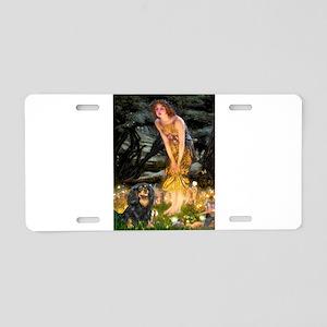 Fairies & Cavalier (BT) Aluminum License Plate
