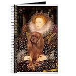 The Queen's Ruby Cavalier Journal