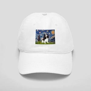 Starry Night Tri Cavalier Cap