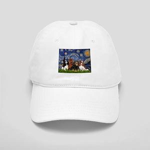 Starry / 4 Cavaliers Cap
