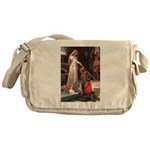 Princess & Cavalier Messenger Bag