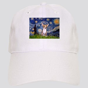 Starry Night Chihuahua Cap