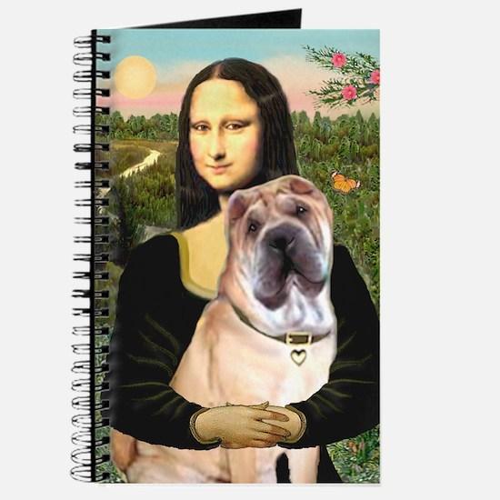 Mona Lisa's Shar Pei (#5) Journal