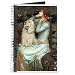 Ophelia / Cocker Spaniel (buff) Journal