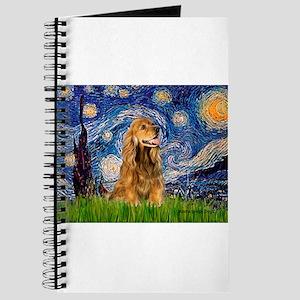 Starry / Cocker (#7) Journal