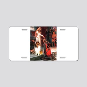 Accolade / Collie (s&w) Aluminum License Plate