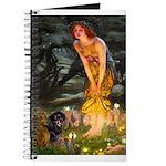 Fairies / Dachshund Journal