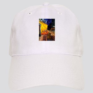 Cafe /Dachshund Cap