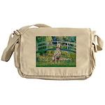 Bridge / Dalmatian #1 Messenger Bag