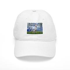 Lilies / Dalmatian #1 Baseball Cap