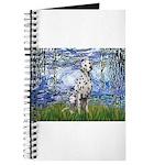 Lilies / Dalmatian #1 Journal