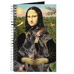 Mona's 2 Dobies Journal
