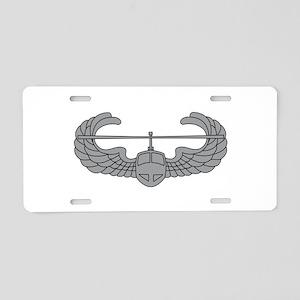 Air Assault Aluminum License Plate