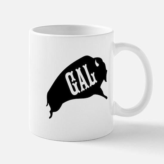 Buffalo Gal Mug