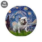 Starry Night English Bulldog 3.5