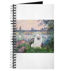Seine / Eskimo Spitz #1 Journal