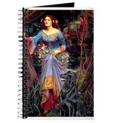 Flat Coated Retriever 1 Journal