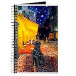 Cafe / Flat Coated Retriever Journal