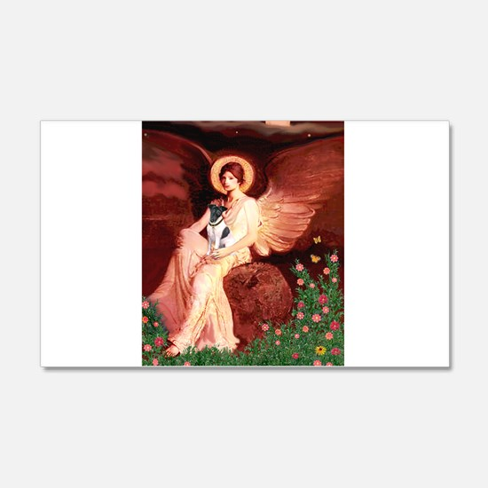 Angel / Smooth T (#1) Wall Decal