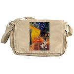 Cafe / Smooth T (#1) Messenger Bag