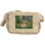 Bridge / Fr Bulldog (f) Messenger Bag
