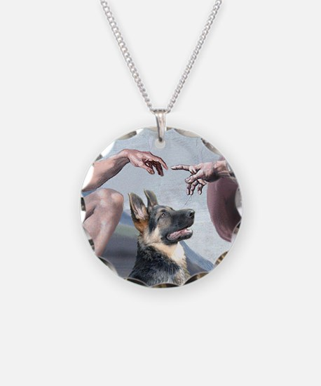 Creation-G-Shep (15) Necklace
