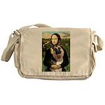 Mona's G-Shepherd Messenger Bag