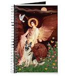 Seated Angel / G-Shepherd Journal