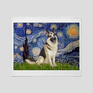Starry / G-Shep Throw Blanket