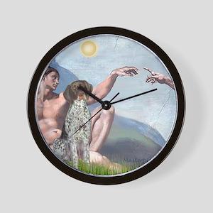 Creation / Ger SH Pointer Wall Clock