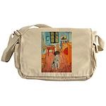 Creation / Ger SH Pointer Messenger Bag