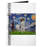 Starry Night /German Short Journal