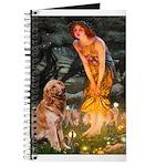 Fairies & Golden Journal