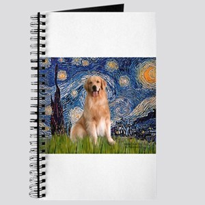 Starry Night / Golden Journal