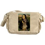 Mona / Great Dane Messenger Bag