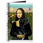 Mona / Gr Dane (bl) Journal