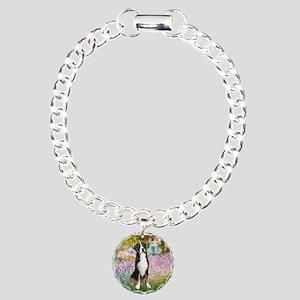 Garden / GSMD Charm Bracelet, One Charm