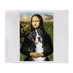 Mona / GSMD Throw Blanket