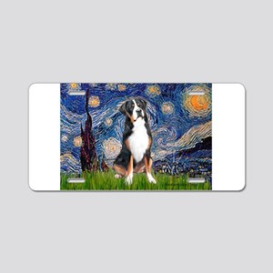 Starry Night / GSMD Aluminum License Plate