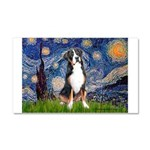 Starry Night / GSMD Car Magnet 20 x 12