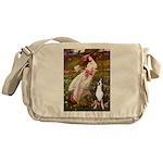 Windflowers / GSMD Messenger Bag