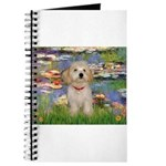 Lilies / Havanese Journal