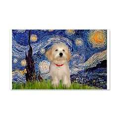 Starry / Havanese Wall Decal