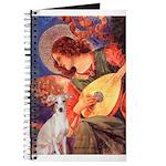 Mandolin / Ital Greyhound Journal